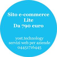 Sito E-commerce Lite | amdweb design 04451716445